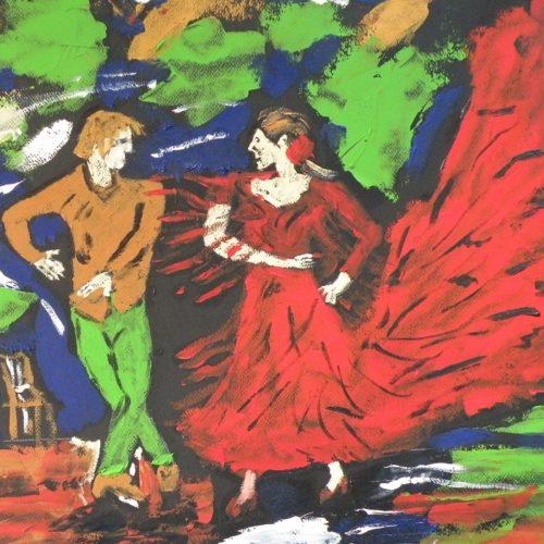 Flamenco Rubio